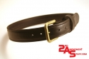 12-14 ounce single layer belt wlogo